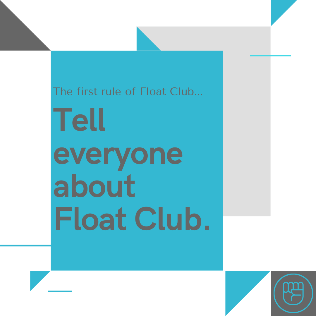 float club rules
